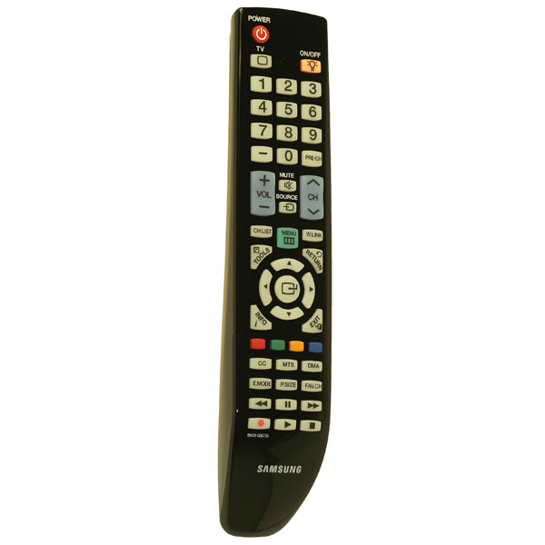 BN59-00673A is the replacement remote control for several Samsung